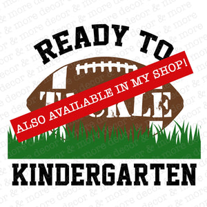 PRE K SVG FILE. First Day of Pre K Svg File. Back to School Svg. Football Svg. Pre K Shirt. First Day of School Shirt. Pre K. Pre K Decal.