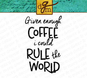 Coffee SVG File Bundle, 5 Coffee SVG Files, Coffee Saying SVG Bundle, Funny Coffee Quote SVG Cut Files, Coffee Cup SVG, Coffee SVG Files for Cricut
