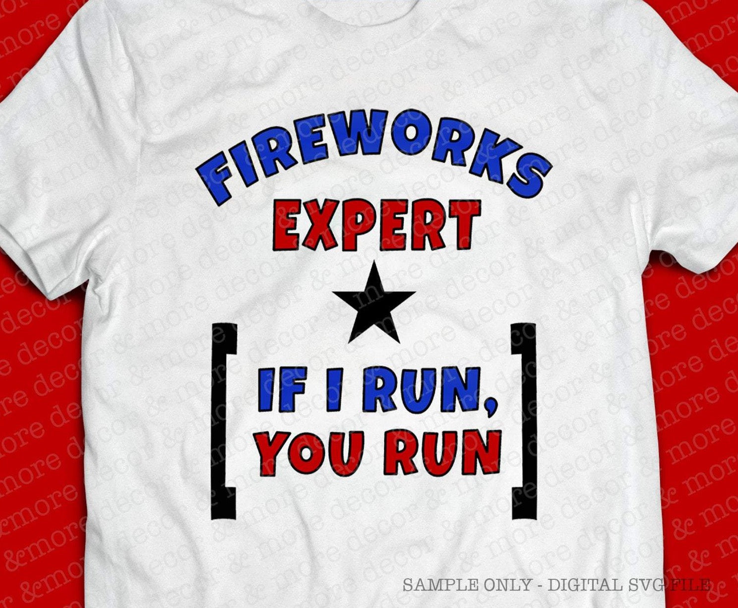 Funny 4th of July SVG, Fireworks Expert SVG, Funny July Fourth SVG, Independence Day SVG, Fireworks SVG Cut File