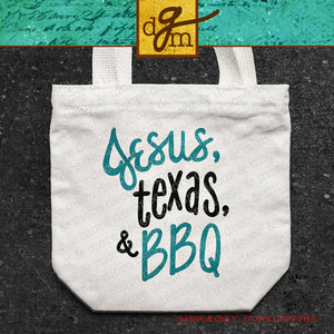 TEXAS SAYING SVG, Jesus Texas and BBQ SVG File, Texas Saying SVG, SVG Jesus, Religious SVG, SVG Cut File Texas Quote, SVG Files for Cricut
