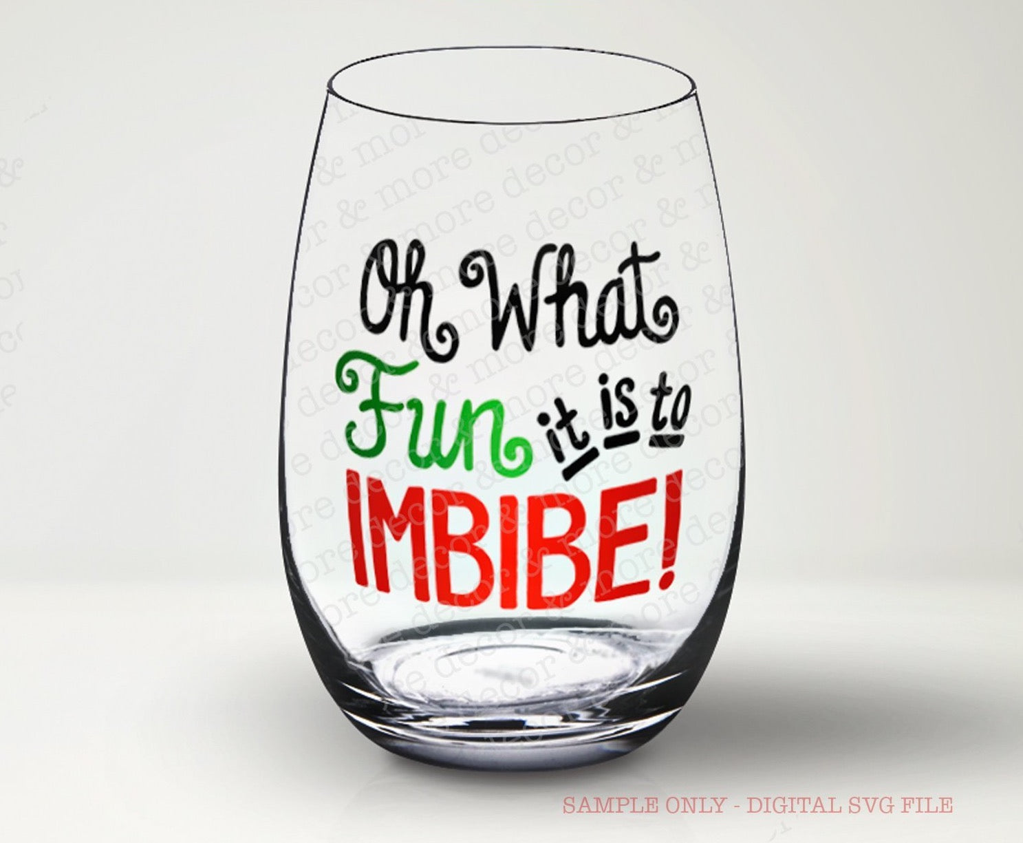 Funny Christmas Wine Glass SVG File, Christmas Wine Glass Sayings, Vinyl Sayings for Wine Glasses, Christmas SVG Files for Cricut