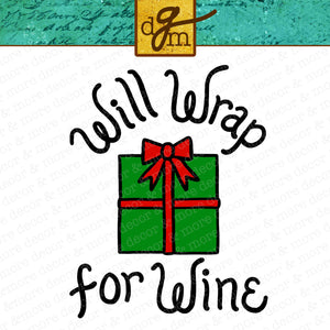 Funny Christmas Wine Glass SVG File Bundle, Christmas Wine Saying SVG Files, Christmas Wine Quote SVG Bundle, Wine Glass Label SVG