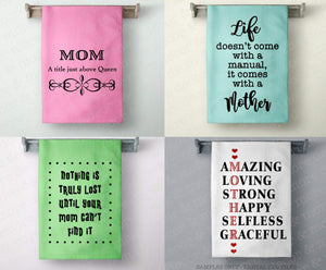 Mom SVG File Bundle, Mom Saying SVG Files, Mother's Day SVG File Bundle, Mom Quote SVG Bundle, Mother Words SVG, Mom SVG