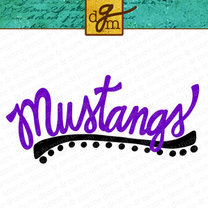 Mustangs Team Sports SVG File, Mustang Mom Shirt SVG, Mustang SVG, Team Pride Svg Files for Cricut, Mustang Baseball Svg, Mustang Ball Svg