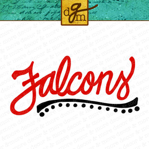 Falcons Team Sports SVG File, Falcon Mom Shirt SVG, Falcons SVG, Team Pride Svg Files for Cricut, Falcon Football Svg, Falcon Baseball Svg