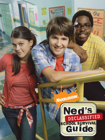 TV NED'S DECLASSIFIED SCHOOL SURVIVAL GUIDE COMPLETE 54 EPISODES DVD SET  2004-07