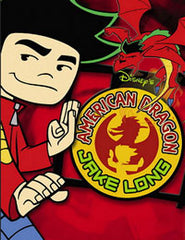 AMERICAN DRAGON JAKE LONG COMPLETE 2 SEASONS DVD SET 2005-06