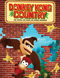 DONKEY KONG COUNTRY THE SERIES COMPLETE DVD SET  1997-2000