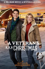 XMAS  A VETERANS CHRISTMAS (2018) - HALLMARK TV MOVIE - DVD