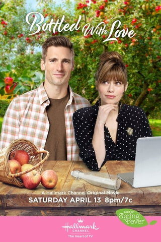 TV BOTTLED WITH LOVE 2019 HALLMARK MOVIE DVD