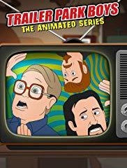TRAILER PARK BOYS ANIMATED SERIES COMPLETE DVD SEASON 1 (2019 CARTOON)