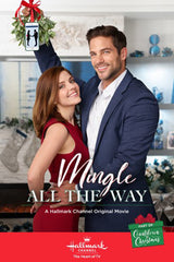 XMAS MINGLE ALL THE WAY 2018 CHRISTMAS MOVIE HALLMARK