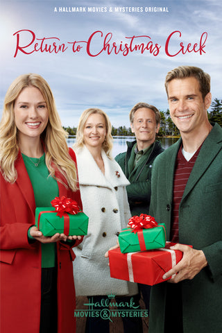 XMAS RETURN TO CHRISTMAS CREEK HALLMARK TV MOVIE 2018