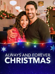 XMAS ALWAYS & FOREVER CHRISTMAS 2019 HALLMARK TV MOVIE