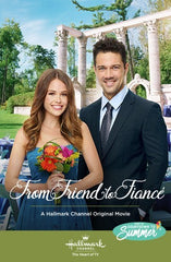 TV FROM FRIEND TO FIANCE 2019 HALLMARK MOVIE DVD