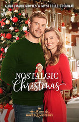 XMAS NOSTALGIC CHRISTMAS 2019 HALLMARK MOVIE DVD