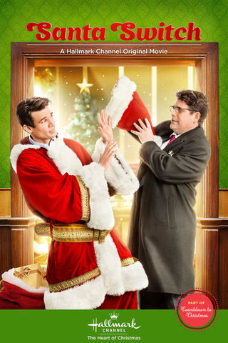 XMAS THE SANTA SWITCH 2013 MOVIE DVD CHRISTMAS