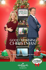XMAS GOOD MORNING CHRISTMAS TV HALLMARK MOVIE 2020