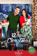 XMAS 12 GIFTS OF CHRISTMAS 2015 HALLMARK MOVIE DVD