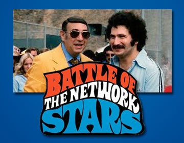TV BATTLE OF THE NETWORK STARS 15 DVD SET 1977-85 VERY RARE SHOW