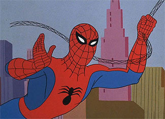 SPIDERMAN THE '67 COLLECTION-6 DVD SET CARTOON STAN LEE