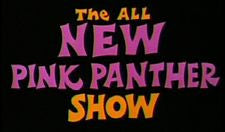 THE ALL NEW PINK PANTHER SHOW COMPLETE 32 EPISODES DVD SET 1978 VERY RARE
