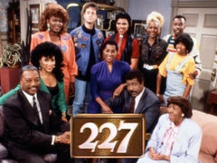 TV 227 COMPLETE DVD SET VERY RARE SITCOM 1985-90
