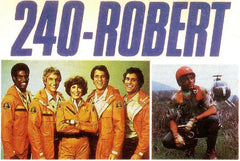 TV 240 ROBERT COMPLETE 80'S TV SHOW MARK HARMON VERY RARE 8 DVD SET 1979-81