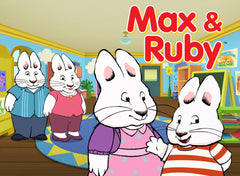 MAX & RUBY 78 EPISODES DVD SET 2002-2013 VERY RARE CARTOON