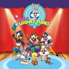 BABY LOONEY TUNES COMPLETE 53 EPISODES DVD SET VERY RARE CARTOON 2001