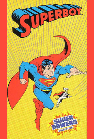 THE ADVENTURES OF SUPERBOY COMPLETE CARTOON 34 EPISODES EXTREMELY RARE 1966-69 DVD SET