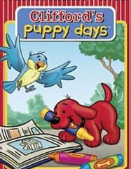 CLIFFORD'S PUPPY DAYS COMPLETE 39 EPISODES DVD SET VERY RARE CARTOON 2003-06