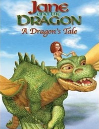 JANE AND THE DRAGON COMPLETE 26 EPISODE DVD SET VERY RARE 2005 CANADIAN CARTOON