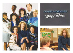 TV GOOD MORNING MISS BLISS SAVED BY THE BELL ORIGINAL COMPLETE 2 DVD 1988