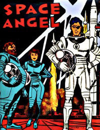 SPACE ANGEL 14 EPISODES DVD SET 1962-63 EXTREMELY RARE CARTOON