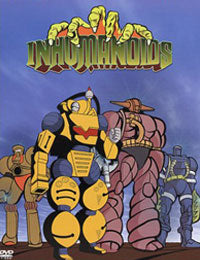INHUMANOIDS COMPLETE 13 EPISODES DVD SET VERY RARE 1986