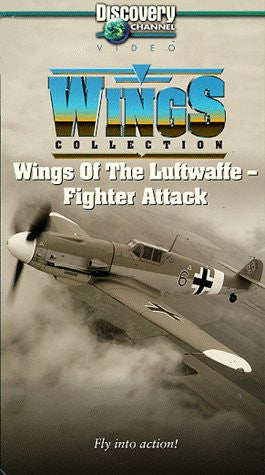 TV WINGS OF THE LUFTWAFFE 14 PART SERIES COMPLETE DVD SERIES