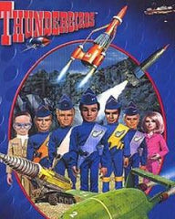 THUNDERBIRDS COMPLETE 32 EPISODES DVD SET + Movie 1965-66 EXTREMELY RARE CLAYMATION