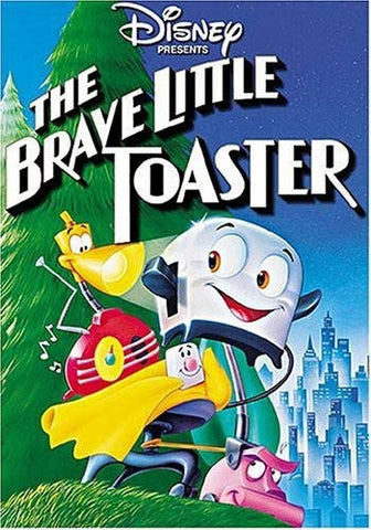 THE BRAVE LITTLE TOASTER TRILOGY MOVIE SET DVD 1987-1998 VERY RARE