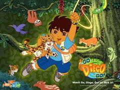 GO DIEGO GO COMPLETE SEASONS 1-3 12 DVD SET 2005-2011