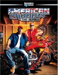 TV AMERICAN CHOPPER COMPLETE 6 SEASONS DVD 2003-2009 VERY RARE SERIES
