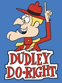 THE DUDLEY DO RIGHT SHOW COMPLETE 39 EPISODES KIDS CANADIAN SHOW DVD SET 1969