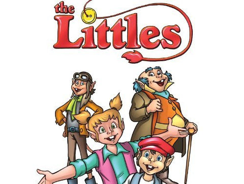THE LITTLES COMPLETE 29 EPISODES 5 DVD Set KIDS SHOW (1983) Very Rare