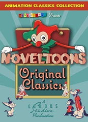 NOVELTOONS ORIGINAL CLASSICS DVD SET 40's & 50's