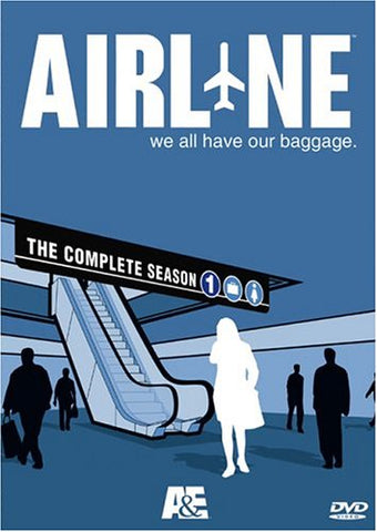 TV AIRLINE US COMPLETE SEASON 1 (18 EPISODES) 2004 DVD SET