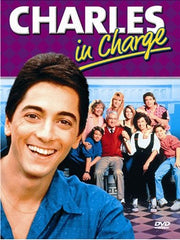 TV CHARLES IN CHARGE COMPLETE 5 SEASONS 80S SITCOM DVD SET 1985-90