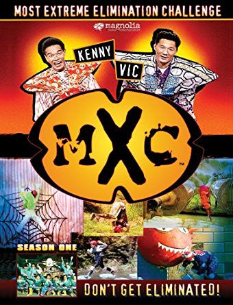 TV MXC COMPLETE 5 SEASONS TV SHOW MOST EXTREME ELIMINATION CHALLENGE 12 DVD SET 2003