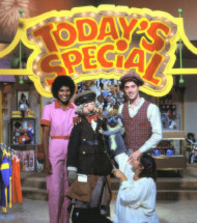 tv todays special complete series 10 dvd set kids show