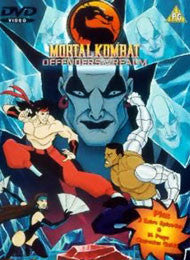 Mortal Kombat: Defenders of the Realm Cartoon Complete 13 Episodes DVD set 1995-96