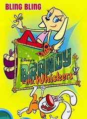 BRANDY & MR WHISKERS COMPLETE SERIES DVD SET 2004-06 VERY RARE